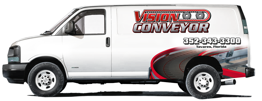 Vision Conveyor Chevy Express SS 2014